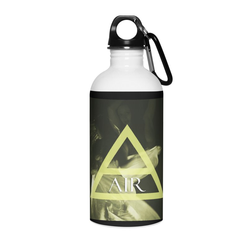 Elements Vol. 2 - Air Accessories Water Bottle by Venus Aeon (clothing)