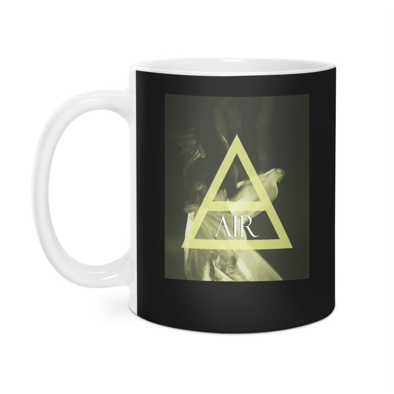 Elements Vol. 2 - Air Accessories Mug by Venus Aeon (clothing)