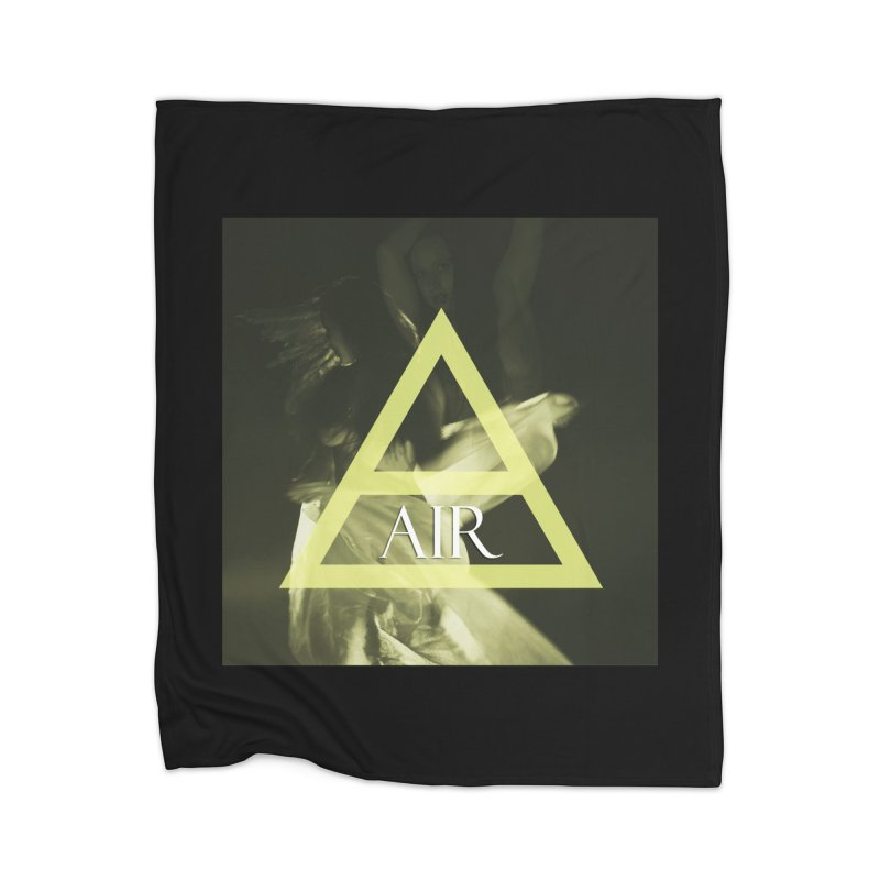 Elements Vol. 2 - Air Home Blanket by Venus Aeon (clothing)