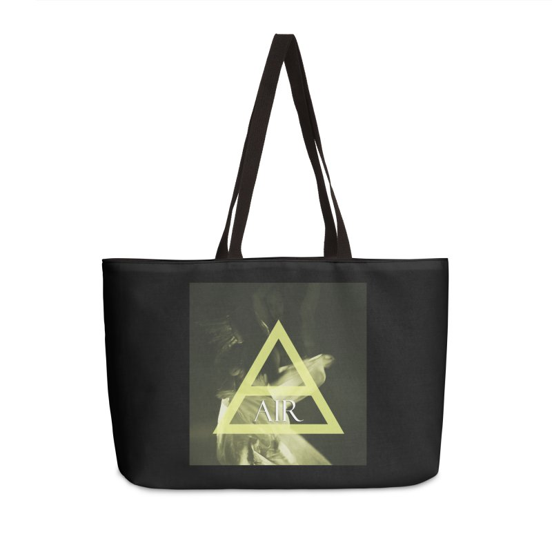 Elements Vol. 2 - Air Accessories Weekender Bag Bag by Venus Aeon (clothing)