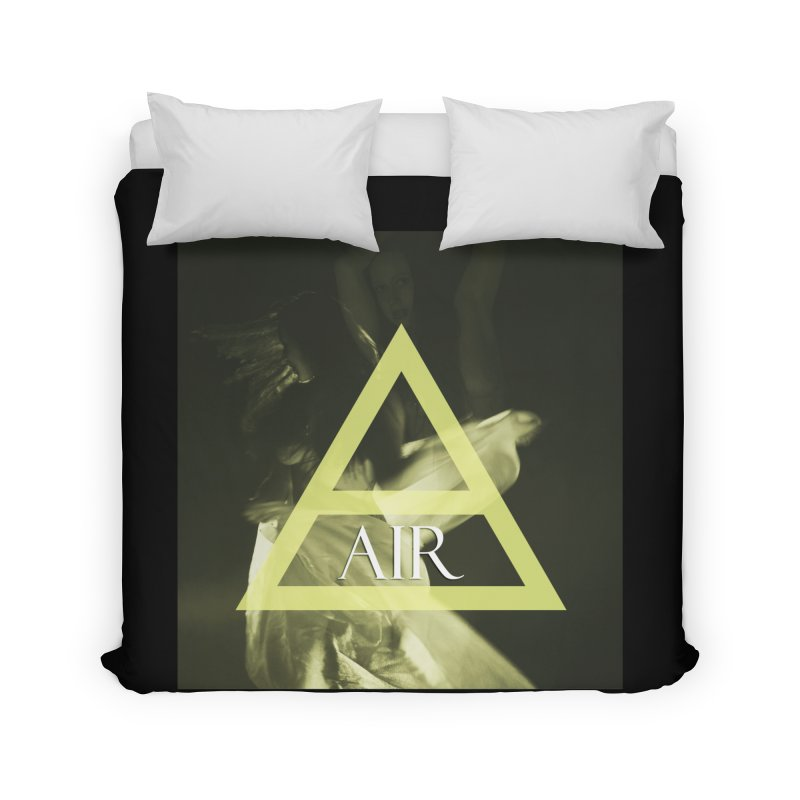Elements Vol. 2 - Air Home Duvet by Venus Aeon (clothing)