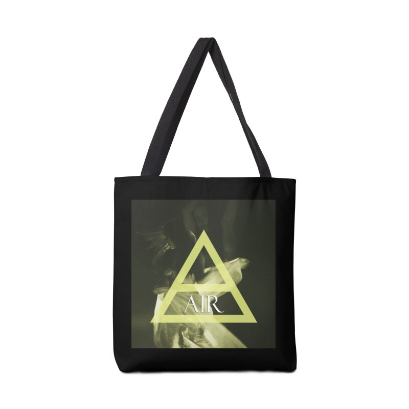 Elements Vol. 2 - Air Accessories Tote Bag Bag by Venus Aeon (clothing)