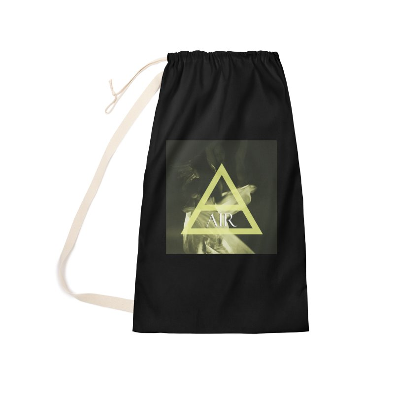 Elements Vol. 2 - Air Accessories Laundry Bag Bag by Venus Aeon (clothing)