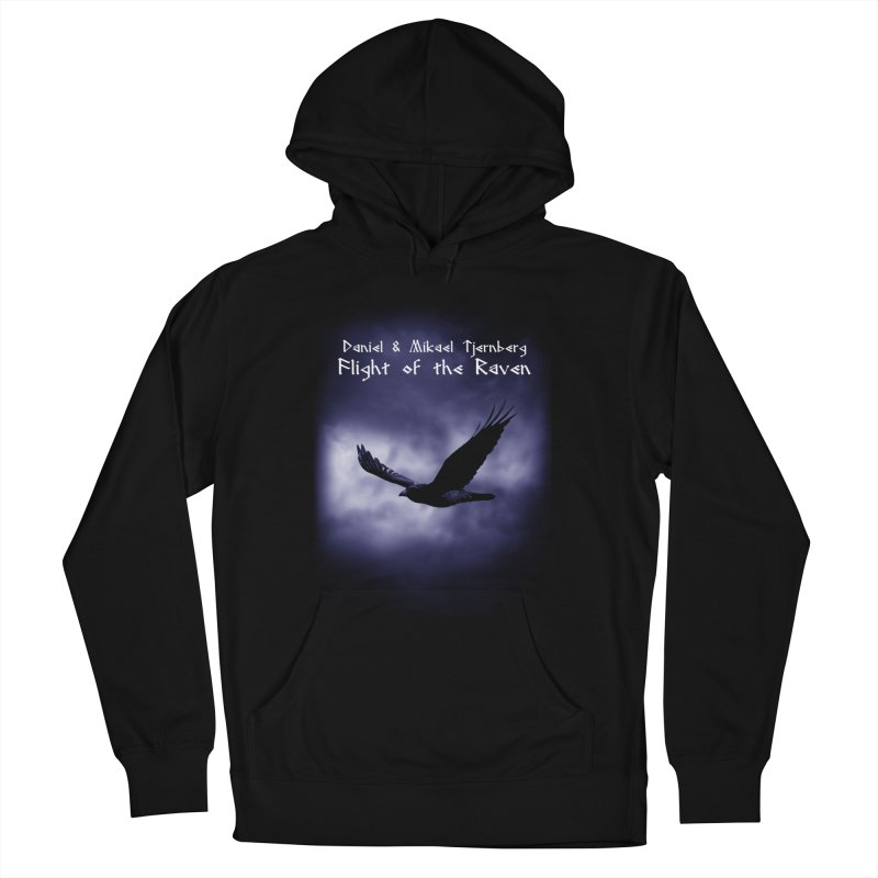 Flight of the Raven Women's Pullover Hoody by Venus Aeon (clothing)