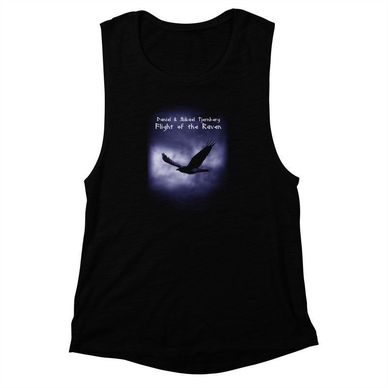 Flight of the Raven Women's Muscle Tank by Venus Aeon (clothing)