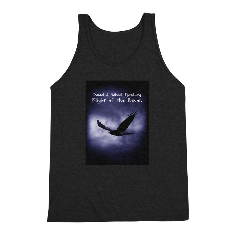 Flight of the Raven Men's Triblend Tank by Venus Aeon (clothing)