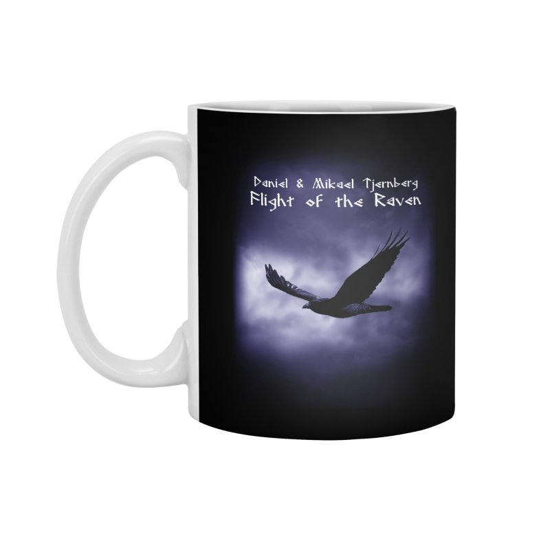 Flight of the Raven Accessories Standard Mug by Venus Aeon (clothing)