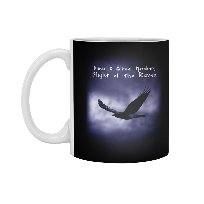 Flight of the Raven Accessories Mug by Venus Aeon (clothing)
