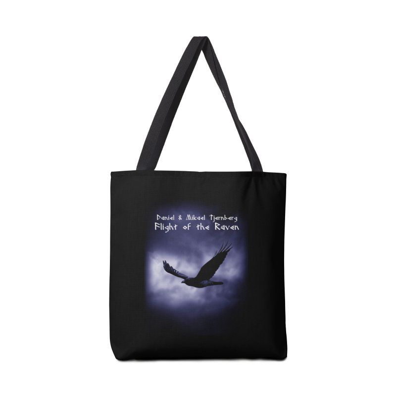 Flight of the Raven Accessories Tote Bag Bag by Venus Aeon (clothing)