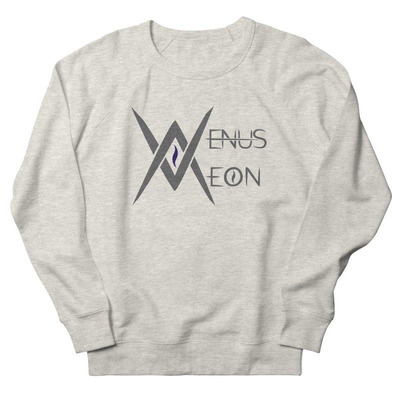 Venus Aeon logo (grey) Men's Sweatshirt by Venus Aeon (clothing)
