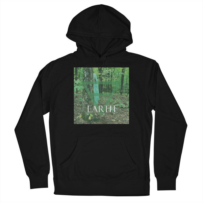Elements Vol. 1 - Earth Women's Pullover Hoody by Venus Aeon (clothing)