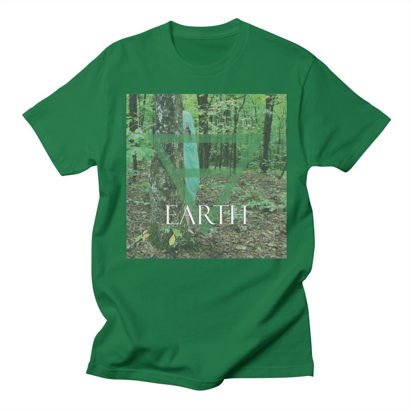 Elements Vol. 1 - Earth Men's T-Shirt by Venus Aeon (clothing)