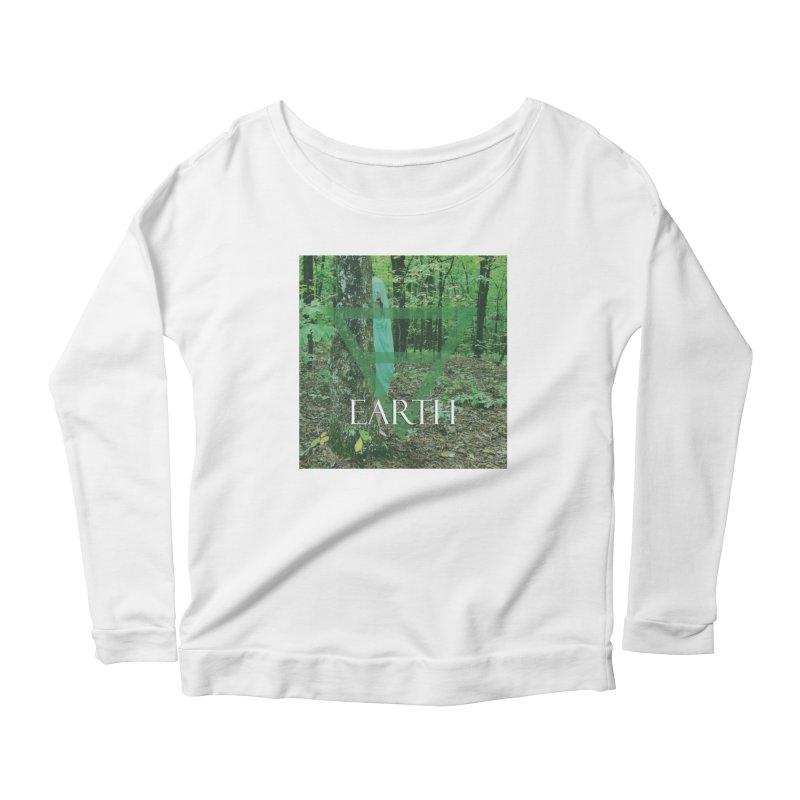 Elements Vol. 1 - Earth Women's Longsleeve T-Shirt by Venus Aeon (clothing)