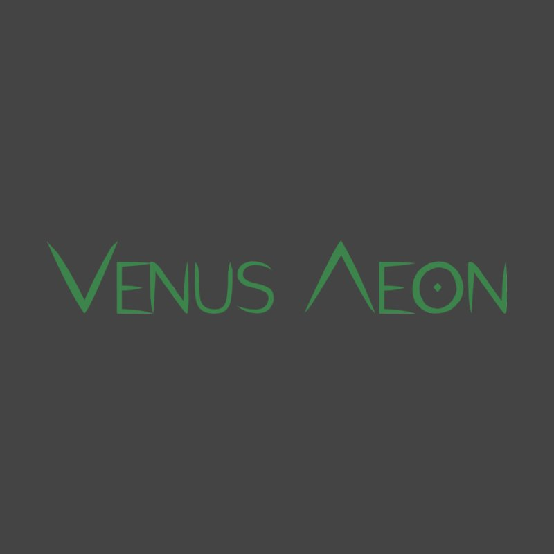 Venus Aeon (green) Men's T-Shirt by Venus Aeon (clothing)