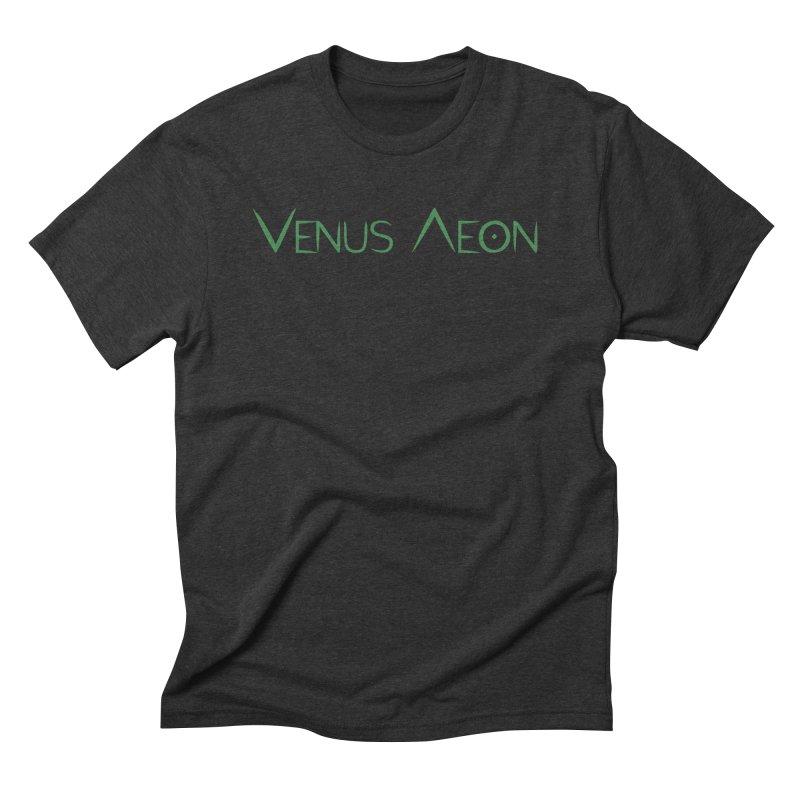 Venus Aeon (green) Men's Triblend T-Shirt by Venus Aeon (clothing)