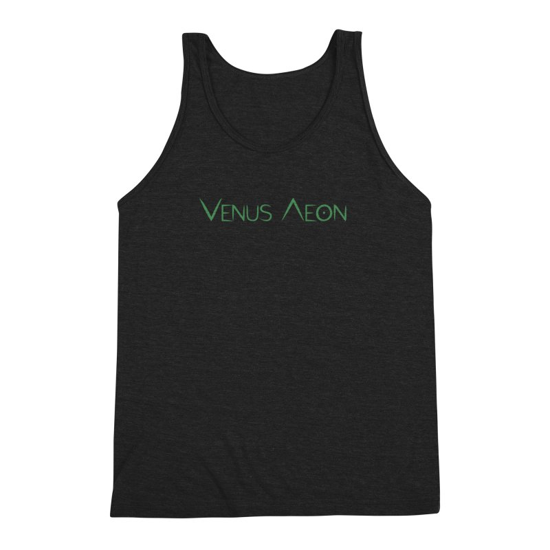 Venus Aeon (green) Men's Triblend Tank by Venus Aeon (clothing)
