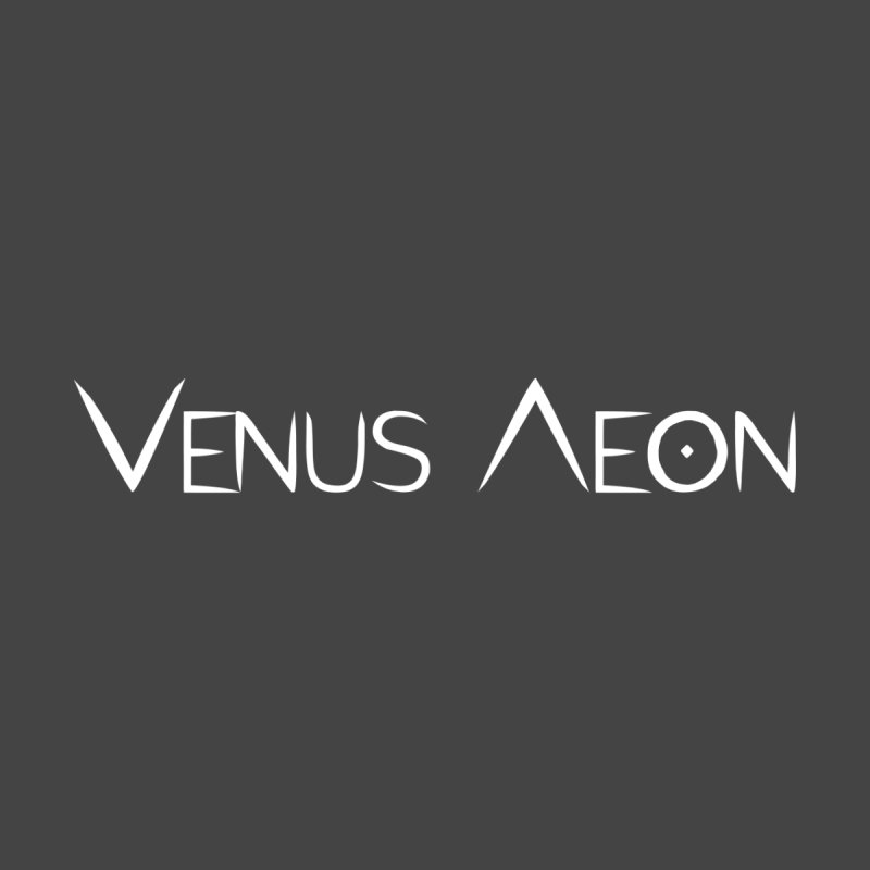 Venus Aeon (white) Men's T-Shirt by Venus Aeon (clothing)