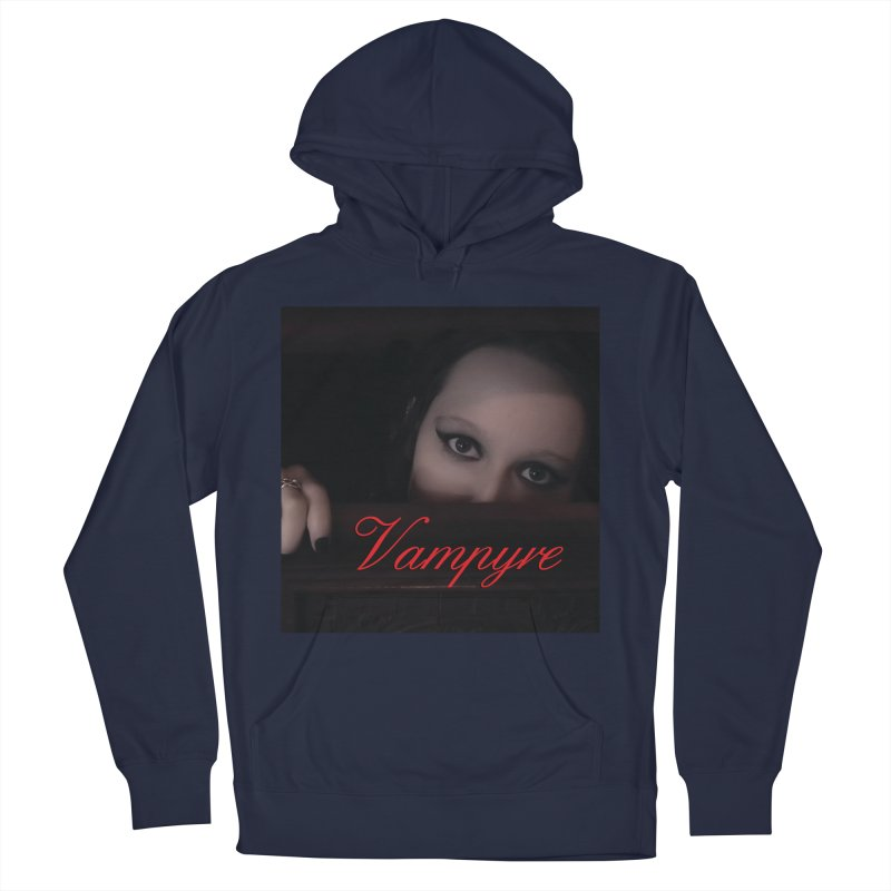 Vampyre Men's Pullover Hoody by Venus Aeon (clothing)