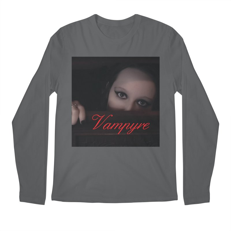 Vampyre Men's Longsleeve T-Shirt by Venus Aeon (clothing)