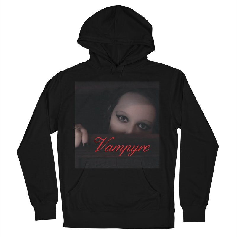 Vampyre Men's French Terry Pullover Hoody by Venus Aeon (clothing)
