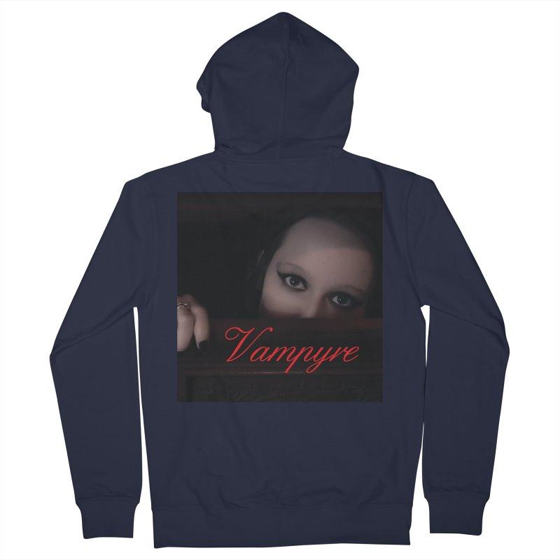 Vampyre Women's Zip-Up Hoody by Venus Aeon (clothing)