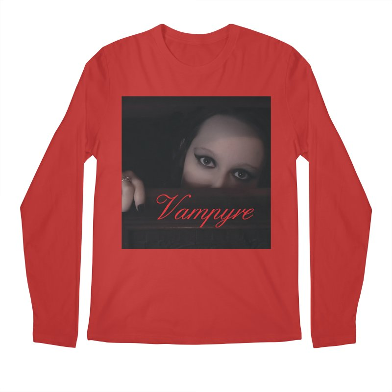 Vampyre Men's Longsleeve T-Shirt by Venus Aeon (clothing)