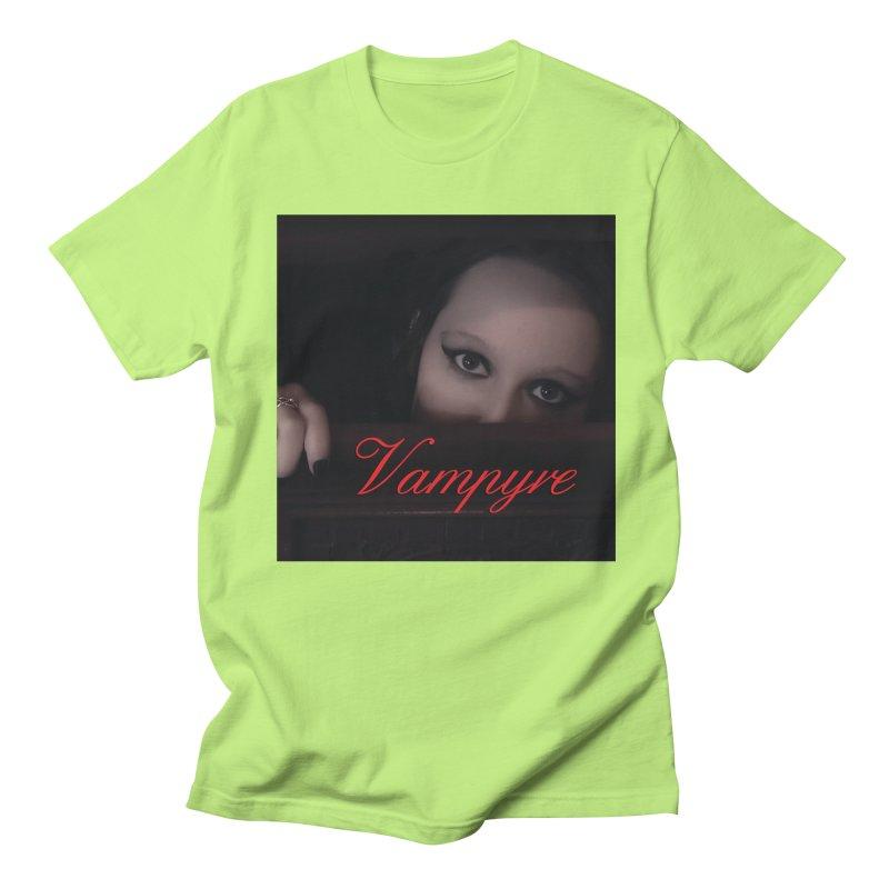 Vampyre Men's T-Shirt by Venus Aeon (clothing)