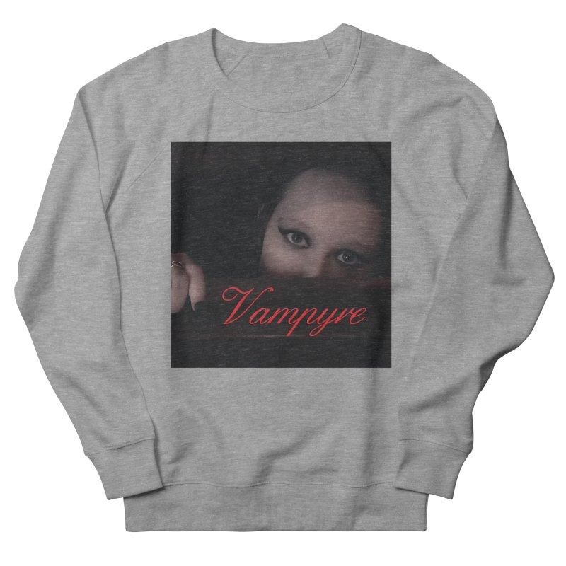 Vampyre Men's Sweatshirt by Venus Aeon (clothing)