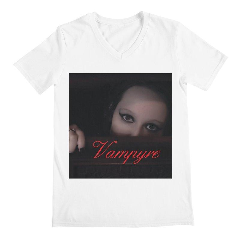 Vampyre Men's V-Neck by Venus Aeon (clothing)