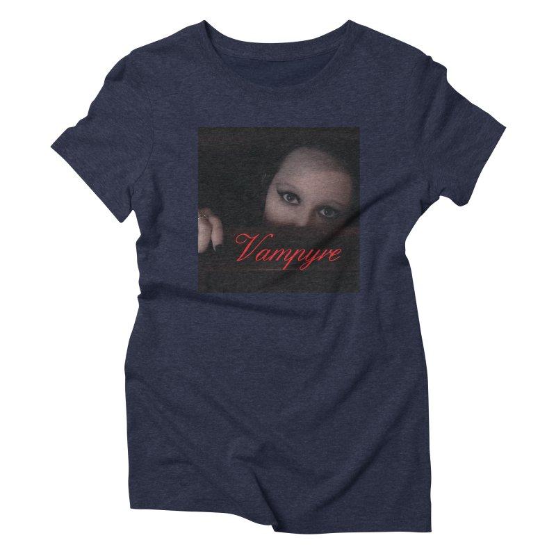 Vampyre Women's T-Shirt by Venus Aeon (clothing)