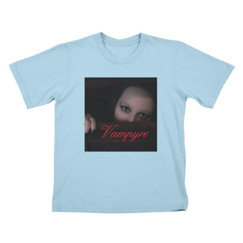 Vampyre Kids T-Shirt by Venus Aeon (clothing)