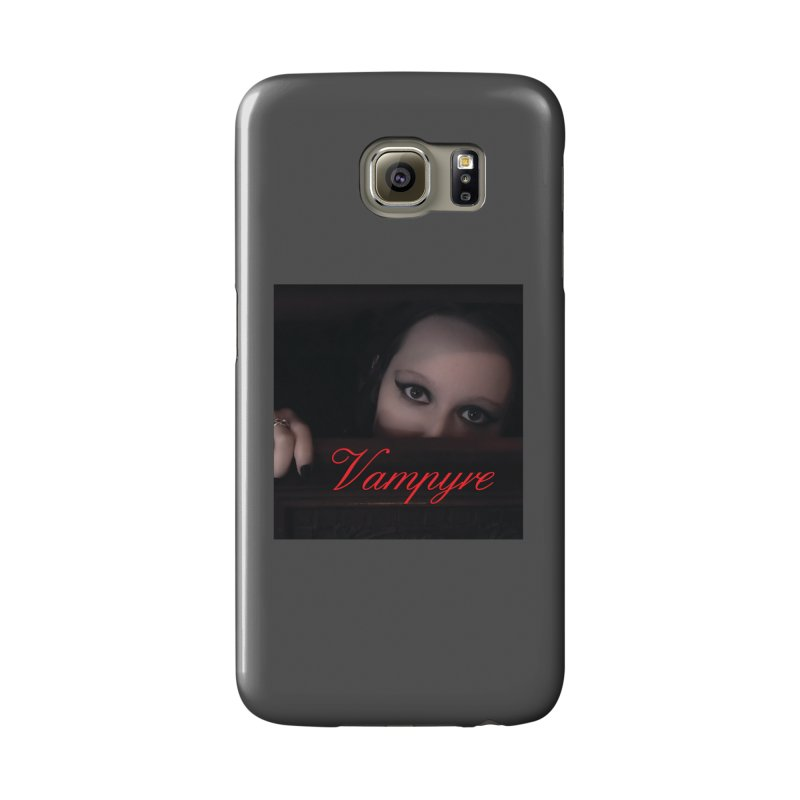 Vampyre Accessories Phone Case by Venus Aeon (clothing)
