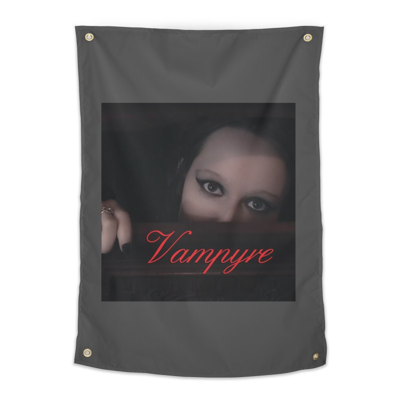 Vampyre Home Tapestry by Venus Aeon (clothing)