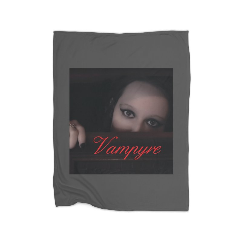 Vampyre Home Blanket by Venus Aeon (clothing)