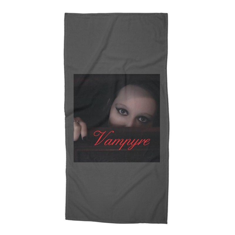 Vampyre Accessories Beach Towel by Venus Aeon (clothing)