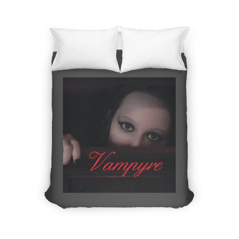 Vampyre Home Duvet by Venus Aeon (clothing)