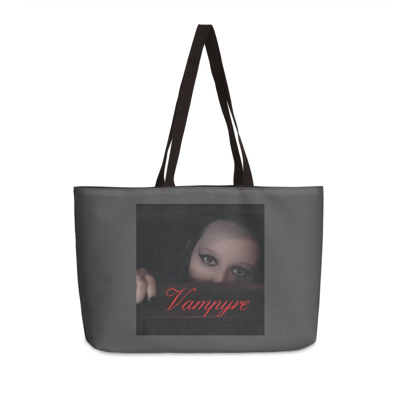 Vampyre Accessories Weekender Bag Bag by Venus Aeon (clothing)