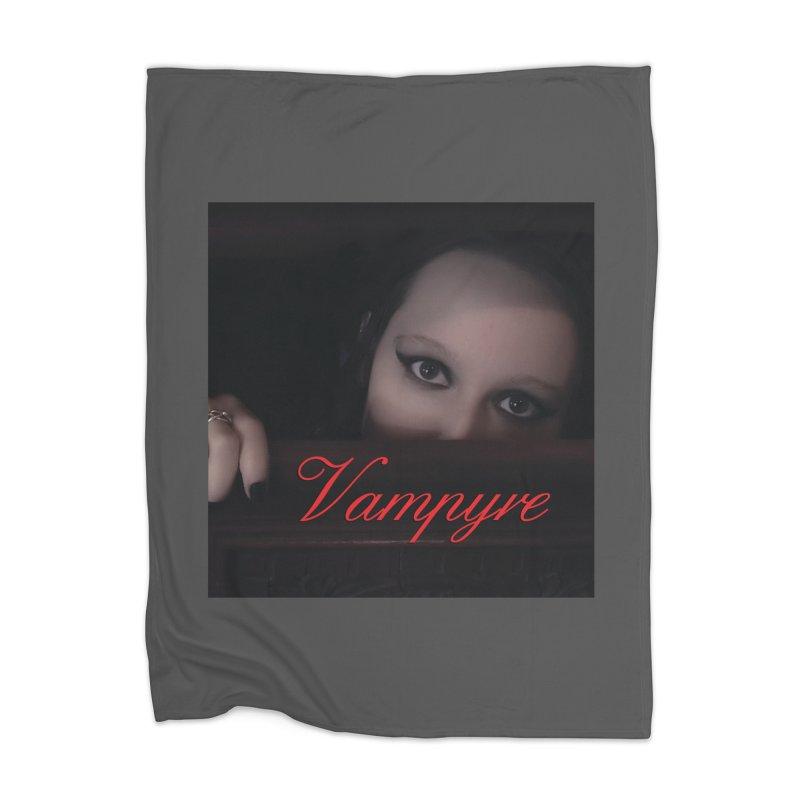 Vampyre Home Blanket by Venus Aeon (clothing)