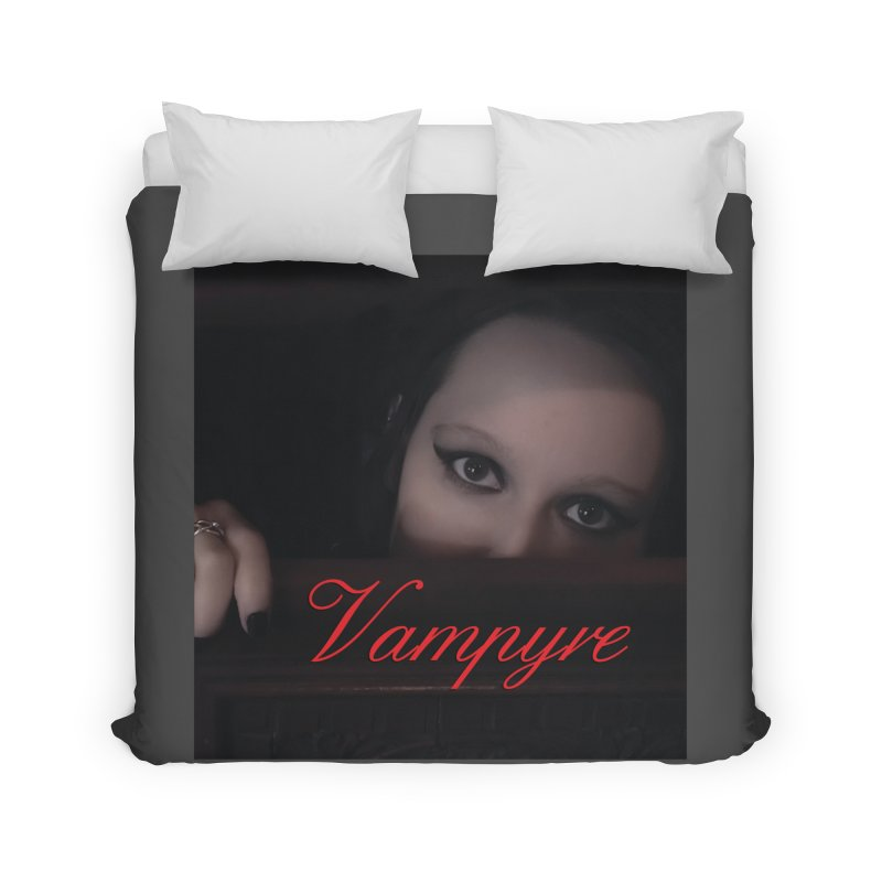 Vampyre Home Duvet by Venus Aeon (clothing)