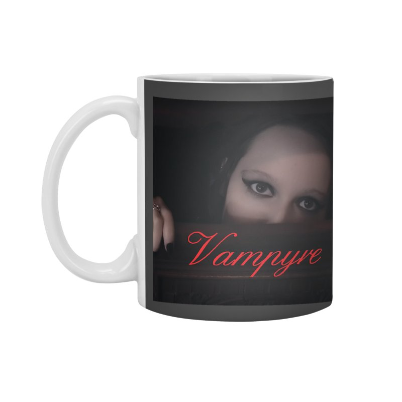 Vampyre Accessories Mug by Venus Aeon (clothing)