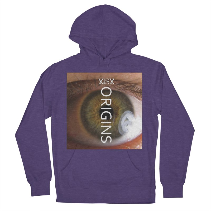 YISX - Origins Men's French Terry Pullover Hoody by Venus Aeon (clothing)