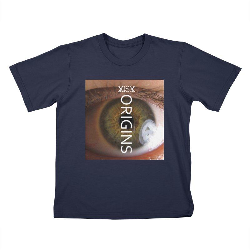 YISX - Origins Kids T-Shirt by Venus Aeon (clothing)