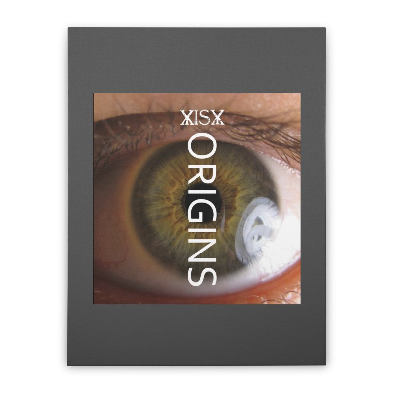 YISX - Origins Home Stretched Canvas by Venus Aeon (clothing)