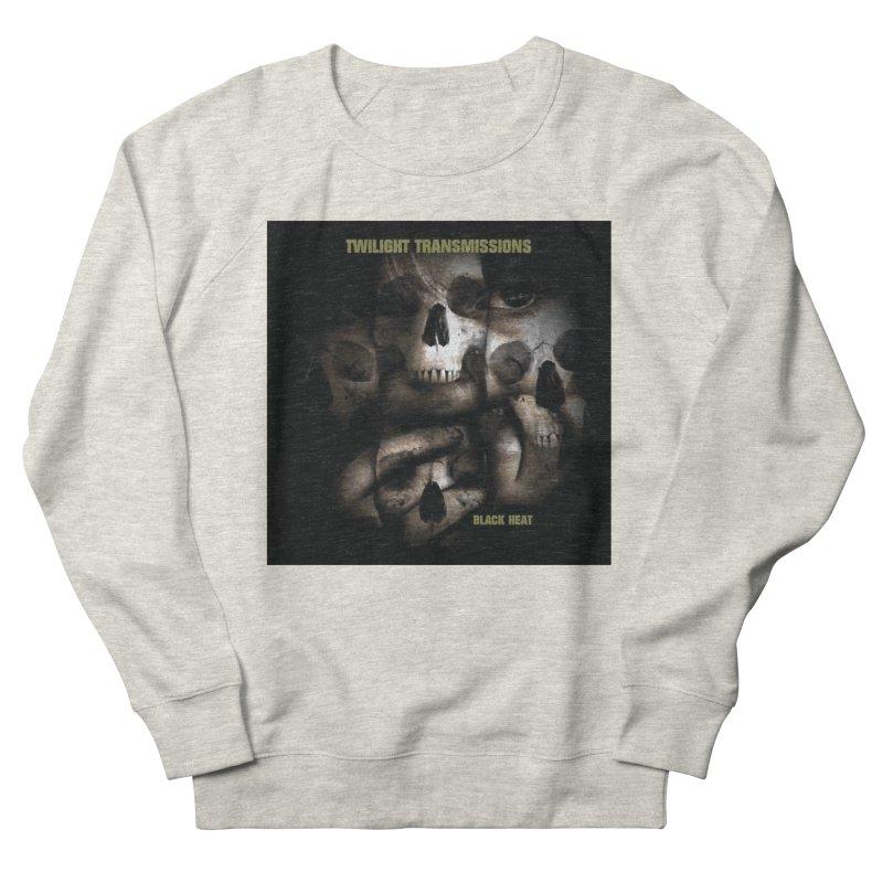 Twilight Transmissions - Black Heat Men's Sweatshirt by Venus Aeon (clothing)