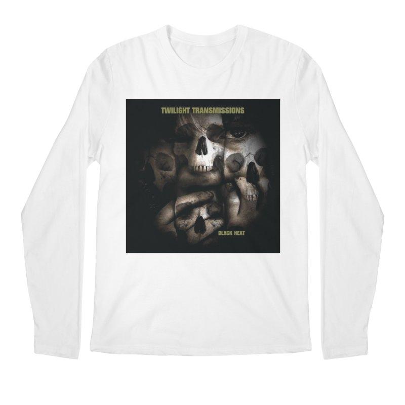 Twilight Transmissions - Black Heat Men's Longsleeve T-Shirt by Venus Aeon (clothing)