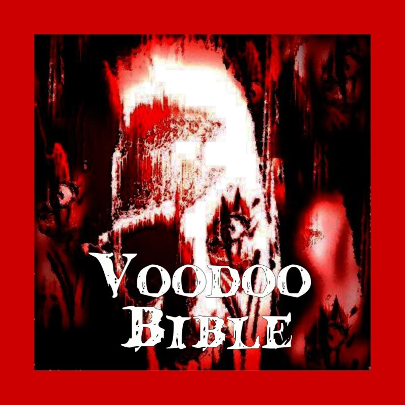 "Voodoo Bible - ""Black Tarot"" None  by Venus Aeon (clothing)"