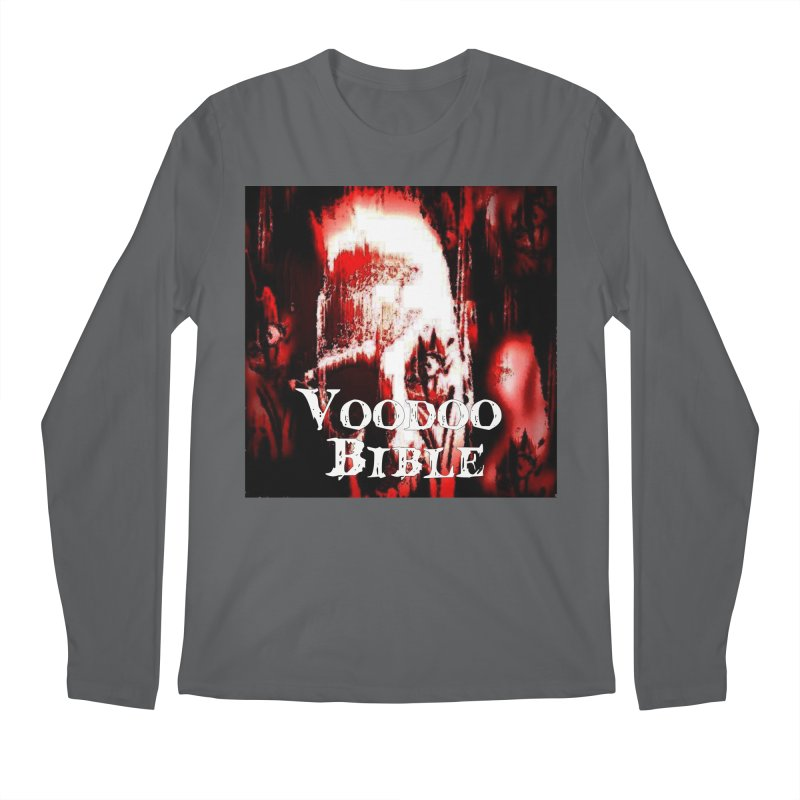 "Voodoo Bible - ""Black Tarot"" Men's Longsleeve T-Shirt by Venus Aeon (clothing)"