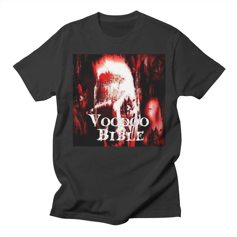 "Voodoo Bible - ""Black Tarot"" Men's T-Shirt by Venus Aeon (clothing)"
