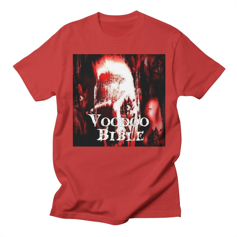 "Voodoo Bible - ""Black Tarot"" Men's T-Shirt by Venus Aeon (clothing)"