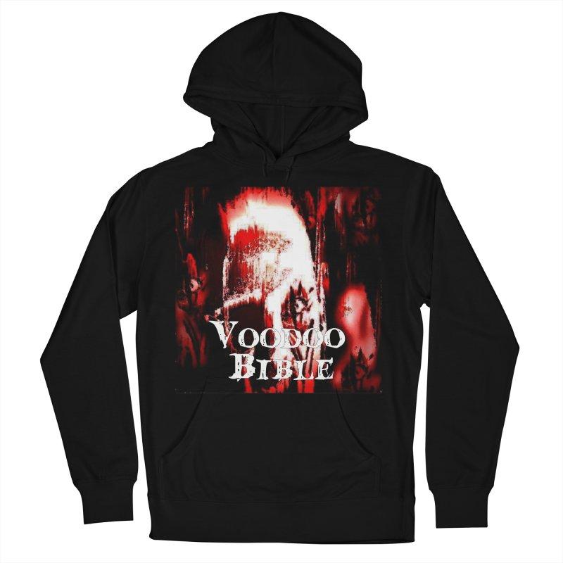 "Voodoo Bible - ""Black Tarot"" Men's Pullover Hoody by Venus Aeon (clothing)"